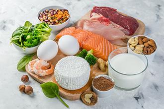 Les protéines, essentielles pour notre organisme