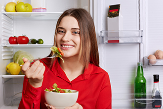 Foods and moods: what we eat is what we feel