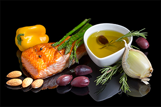 Les aliments anti-inflammatoires