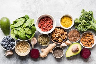 Les vertus santé des antioxydants