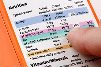 L'importance de lire les étiquettes des aliments