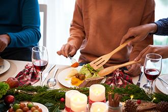 Comment bien manger et rester actif pendant les fêtes?
