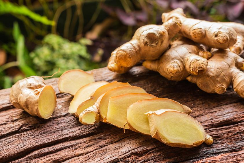 Le gingembre et le système immunitaire