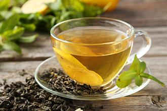 Le thé vert pour une forte immunité