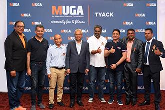 MT Foundation ouvre un MUGA à Tyack